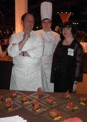 Chef Philippe Coste