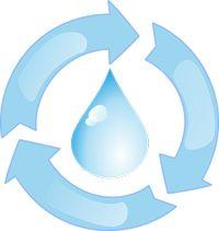 eau recyclage